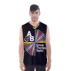 Above & Beyond  Group Therapy Radio Men s Basketball Tank Top