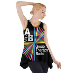 Above & Beyond  Group Therapy Radio Side Drop Tank Tunic