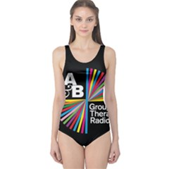 Above & Beyond  Group Therapy Radio One Piece Swimsuit