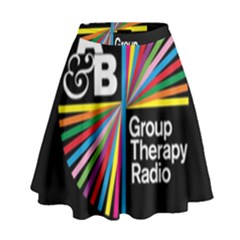 Above & Beyond  Group Therapy Radio High Waist Skirt