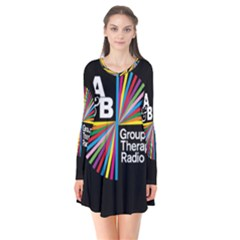 Above & Beyond  Group Therapy Radio Flare Dress