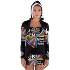 Above & Beyond  Group Therapy Radio Women s Long Sleeve Hooded T-shirt
