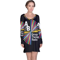 Above & Beyond  Group Therapy Radio Long Sleeve Nightdress