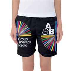 Above & Beyond  Group Therapy Radio Women s Basketball Shorts