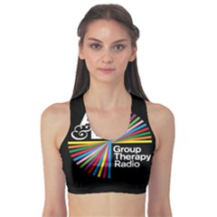 Above & Beyond  Group Therapy Radio Sports Bra