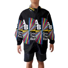 Above & Beyond  Group Therapy Radio Wind Breaker (Kids)