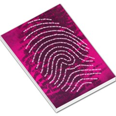 Above & Beyond Sticky Fingers Large Memo Pads