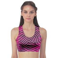Above & Beyond Sticky Fingers Sports Bra