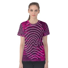 Above & Beyond Sticky Fingers Women s Cotton Tee