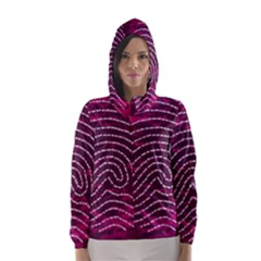 Above & Beyond Sticky Fingers Hooded Wind Breaker (Women)