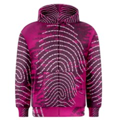 Above & Beyond Sticky Fingers Men s Zipper Hoodie