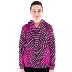 Above & Beyond Sticky Fingers Women s Zipper Hoodie