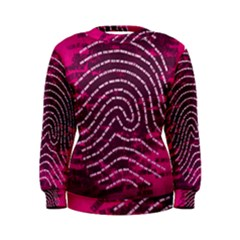 Above & Beyond Sticky Fingers Women s Sweatshirt