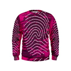 Above & Beyond Sticky Fingers Kids  Sweatshirt