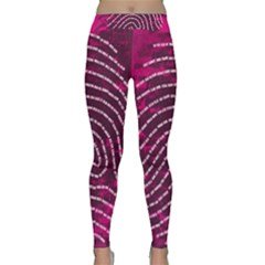 Above & Beyond Sticky Fingers Classic Yoga Leggings