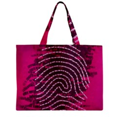 Above & Beyond Sticky Fingers Zipper Mini Tote Bag