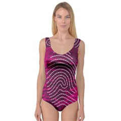 Above & Beyond Sticky Fingers Princess Tank Leotard