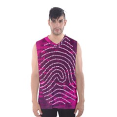 Above & Beyond Sticky Fingers Men s Basketball Tank Top