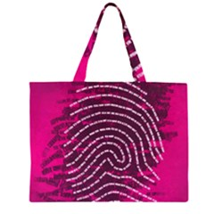 Above & Beyond Sticky Fingers Large Tote Bag