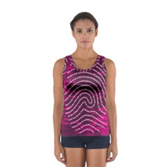 Above & Beyond Sticky Fingers Women s Sport Tank Top
