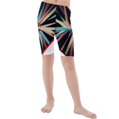 Above & Beyond Kids  Mid Length Swim Shorts