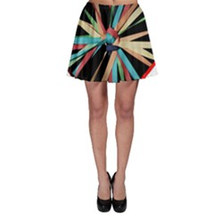 Above & Beyond Skater Skirt