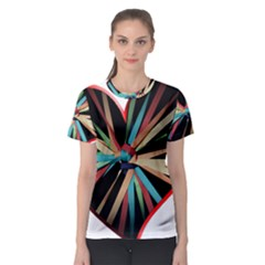Above & Beyond Women s Sport Mesh Tee