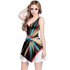 Above & Beyond Reversible Sleeveless Dress