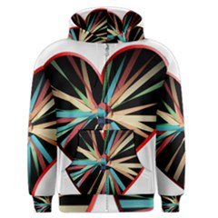 Above & Beyond Men s Zipper Hoodie