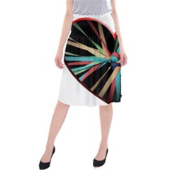 Above & Beyond Midi Beach Skirt
