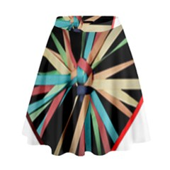 Above & Beyond High Waist Skirt