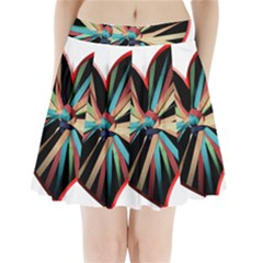 Above & Beyond Pleated Mini Skirt