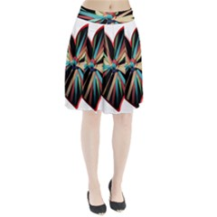 Above & Beyond Pleated Skirt