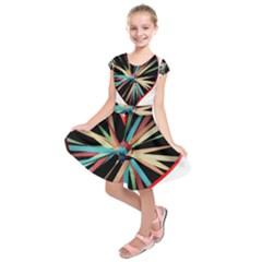 Above & Beyond Kids  Short Sleeve Dress