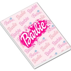 Barbie Pattern Large Memo Pads