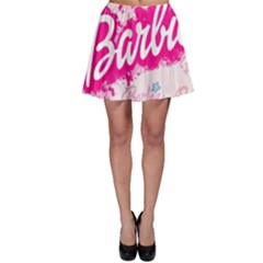Barbie Pattern Skater Skirt