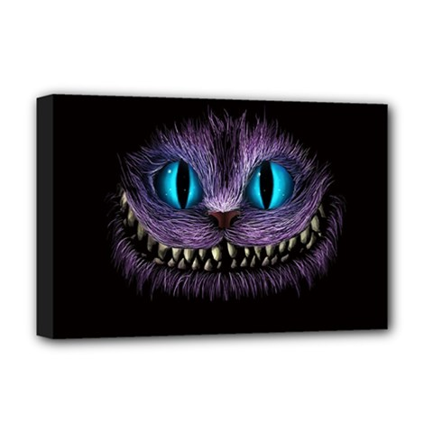 Cheshire Cat Animation Deluxe Canvas 18  X 12