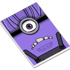 Evil Purple Large Memo Pads