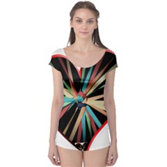 Above & Beyond Boyleg Leotard