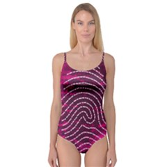 Above & Beyond Sticky Fingers Camisole Leotard