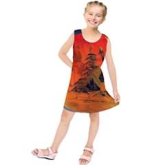 Christmas Bauble Kids  Tunic Dress
