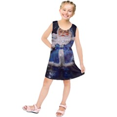 Christmas Nicholas Ball  Kids  Tunic Dress
