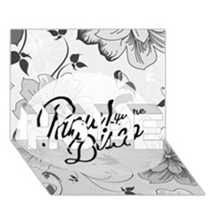 Panic At The Disco Flowers Hope 3d Greeting Card (7x5)