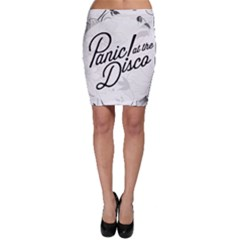 Panic At The Disco Flowers Bodycon Skirt