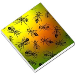 Insect Pattern Small Memo Pads