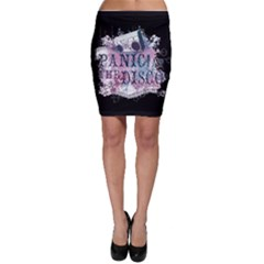 Panic At The Disco Art Bodycon Skirt