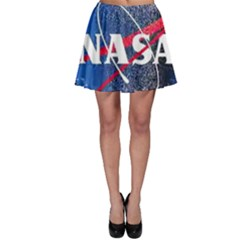 Nasa Logo Skater Skirt