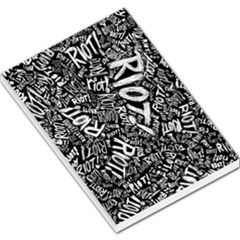 Panic At The Disco Lyric Quotes Retina Ready Large Memo Pads