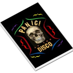 Panic At The Disco Poster Large Memo Pads