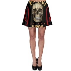 Panic At The Disco Poster Skater Skirt